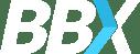 BBX - Logo White and Blue
